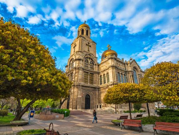 Катедрала - Варна