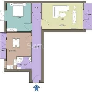 Продава 3-стаен апартамент,Цветен…