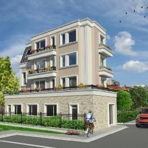 Ново строителство Варна Сграда Лотос