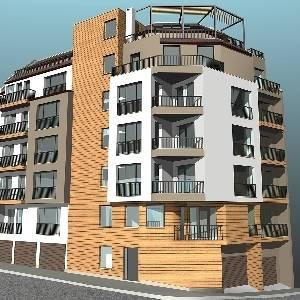 Ново строителство Варна Сграда Трошево
