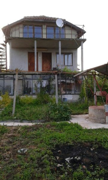 Sell house in village…