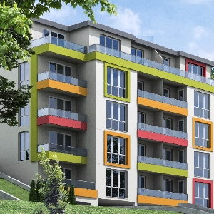 Сграда Двойняшки Варна